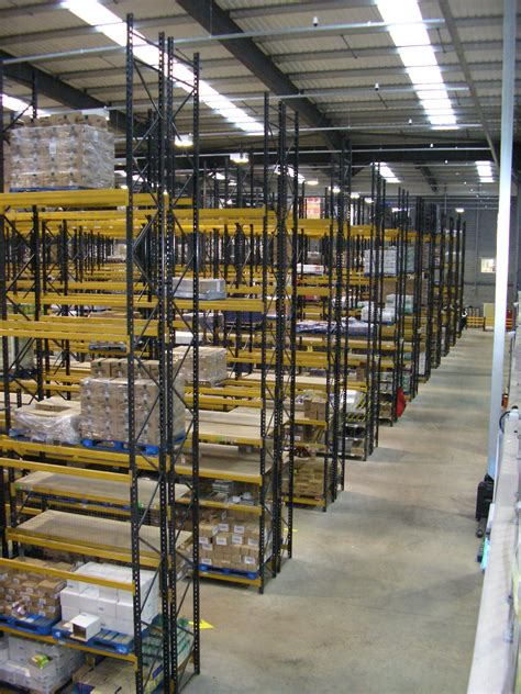 warehouse pallet shelving warehouse racking 28 images used pallet racking used