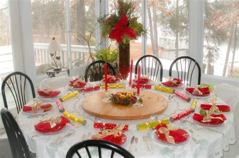 como decorar un centro de mesa de navidad como decorar la mesa de navidad fotos ilustrativas
