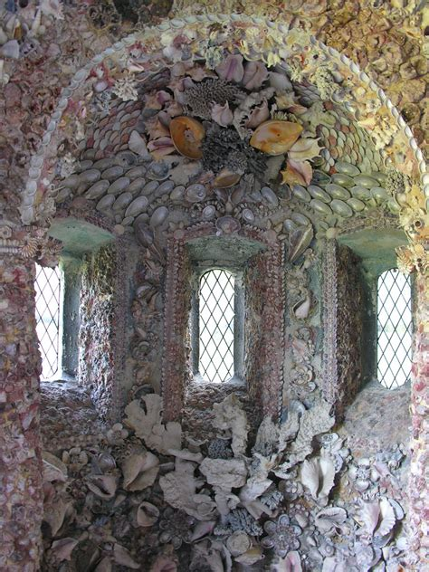 shell grotto shell grotto hampton court house
