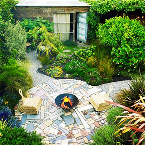 sustainable design for your garden sunset