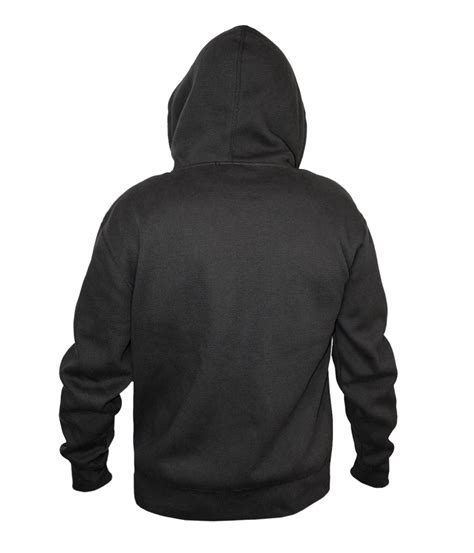 Hoodie Bodypack Hitam 2 Zemba Clothing thermal sherpa lined zip hoodie shop channel islands surfboards