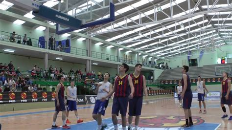 baloncesto melilla resumen club melilla baloncesto vs fc barcelona cto