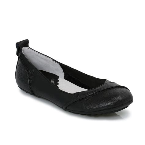 hush puppies flats hush puppies janessa black womens flats ballerina shoes size 3 8 ebay