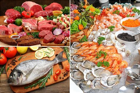 recetas de cocina de carnes carnes pescados y mariscos deliciosi
