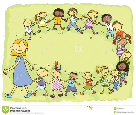 kindergarten images kindergarten stock vector image 47959845