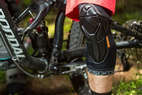 Knee Protector Sixsixone sixsixone announces the new recon knee pad for all mountain missions bikerumor