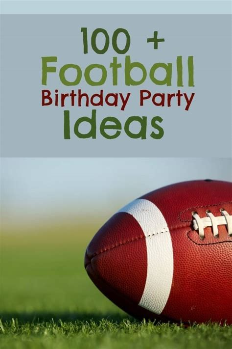 american themed party quotes football birthday party ideas spaceships and laser beams