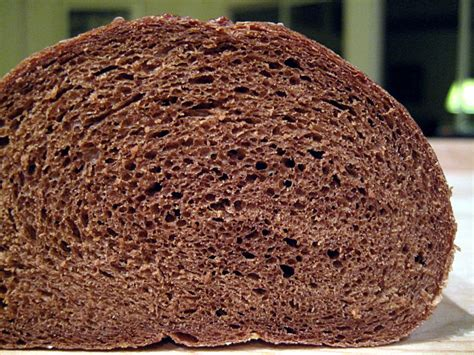 pumpernickel bread from george greenstein s quot secrets of a