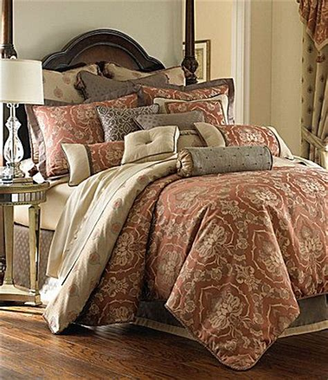 waterford bedding collection waterford beckett coral bedding collection dillards