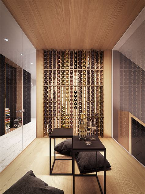 wine cellar design interior design ideas - Wine Cellars Design