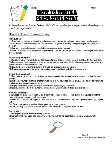 Persuasive Essay Topics For College Students by Persuasive Essays High School 1 The Writing Center