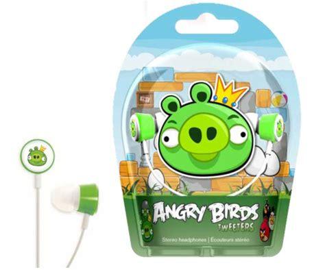 Gear4 Earphones Tweeters Green gear4 angry birds space deluxe tweeters in ear stereo headphones blue bird ebay