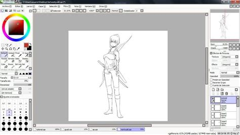 tutorial de dibujo en paint tool sai tutorial paint tool sai parte 2 anime amino