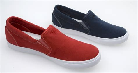 cotton shoes armani sneaker slip on shoes or blue cotton