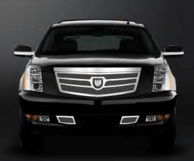2007 Cadillac Escalade Accessories Grilles 2007 2012 Cadillac Escalade Classic South