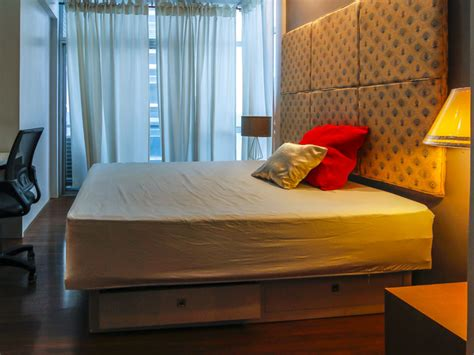 sapphire blue bedroom one bedroom flat for rent in blue sapphire residences bgc