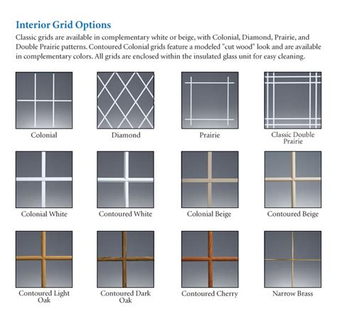 grid layout in interior design replacement interior grids reaplacement windows classic
