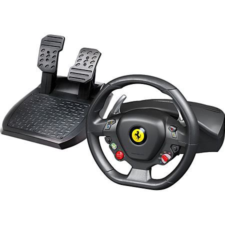 Wheels 450 Italia thrustmaster 458 italia gaming steering wheel by