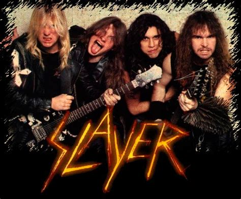 Slayer Rock Band Heavy Metal - the 10 best heavy metal bands