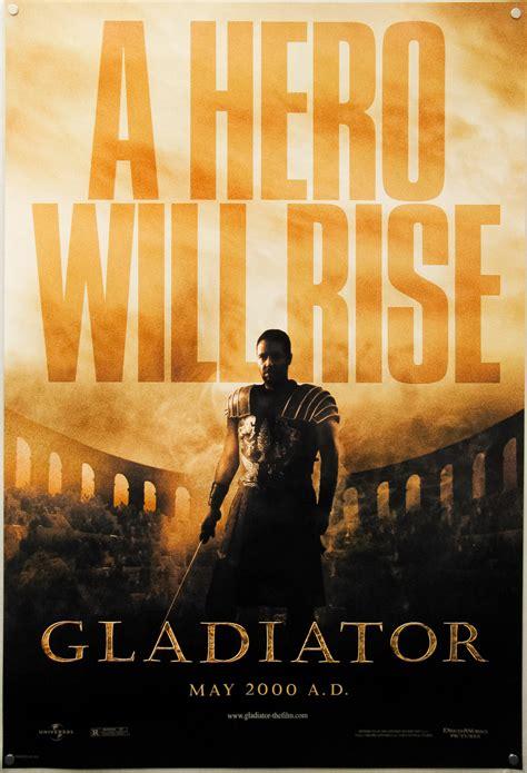 usa advance gladiator one sheet advance usa