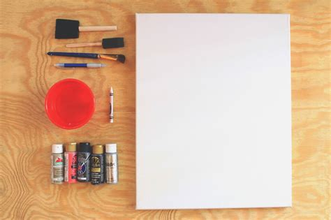 acrylic paint do you need water diy crayon and watercolor painting