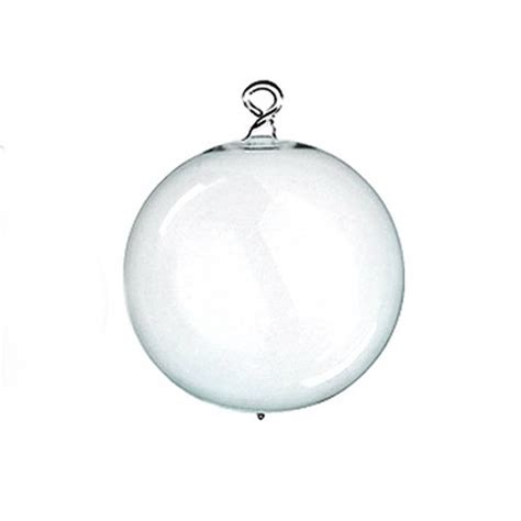 clear glass baublesthese clear glass baubles are