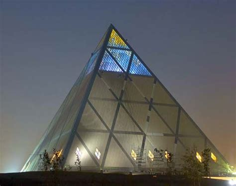 49 best pyramid houses images on architecture