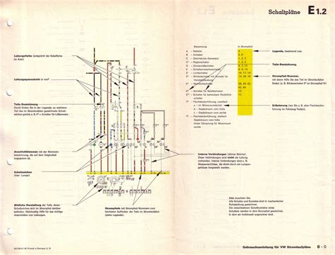 1972 volkswagen transporter wiring diagram vw beetle