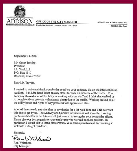 Recommendation Letter Well Done Recommendation Letter Sle For A Well Done Compudocs Us