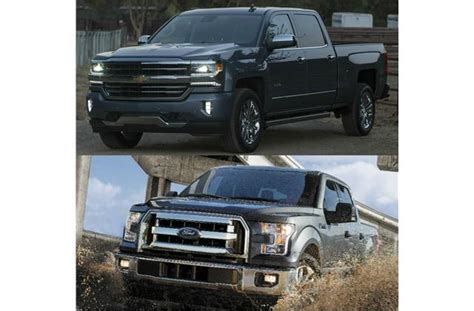 Ford Truck Vs Chevy by Ford Vs Chevy Trucks To U S News World Report