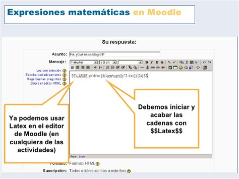 insertar imagenes latex moodle1 9 insertar c 243 digo latex