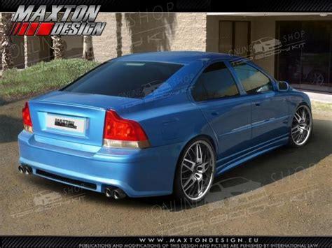 volvo s80 bumper volvo s60 rear bumper