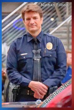 nathan fillion the rookie uk pin by shari simon widmayer on 1 nathan in 2018