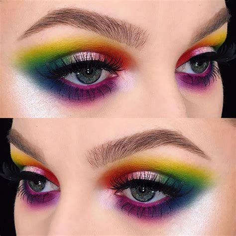 what bold colors would look good in medium brown hair 25 best ideas about bold makeup looks on pinterest
