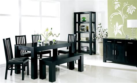 modern dining room sets style home decor idea