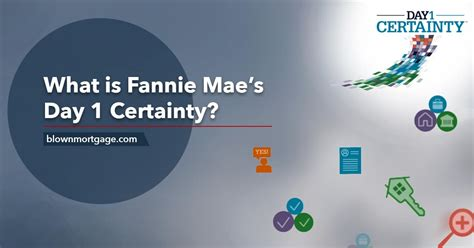 what is a fannie mae house what is fannie mae s day 1 certainty blown mortgage