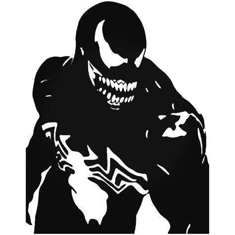 Venom Sticker