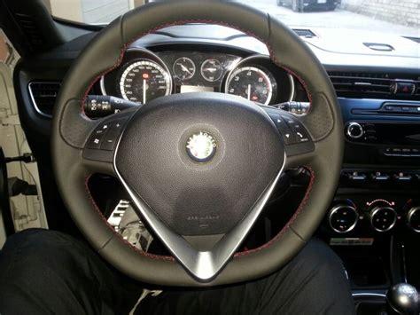 volante alfa romeo giulietta guida smontaggio volante e sostituzione my2010 con