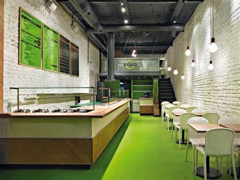 interior design fast food 25 best modern fast food restaurant interior decor images