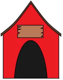Backyard Design doghouse clipart clipart best