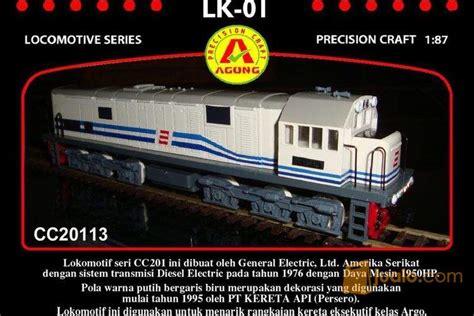 Harga Miniatur Kereta Api Agung Craft by Kereta Api Miniatur Lokomotif Indonesia Agung Craft Ho