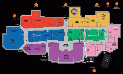 ontario mills map the battles of jamieboo malls the mills