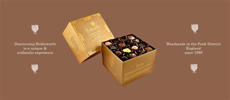 Handmade Chocolates Uk - holdsworth exquisite handmade chocolates
