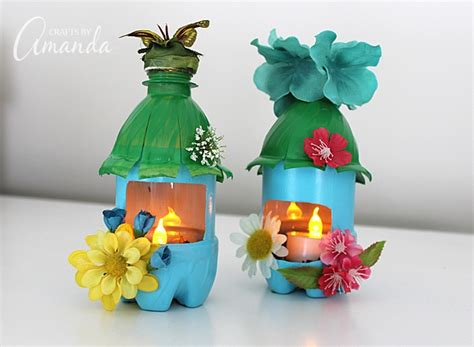 plastic water bottle crafts for plastic bottle crafts site about children