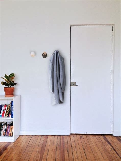 simple wall designs simple wall hook for all your things loop home building furniture and interior design ideas