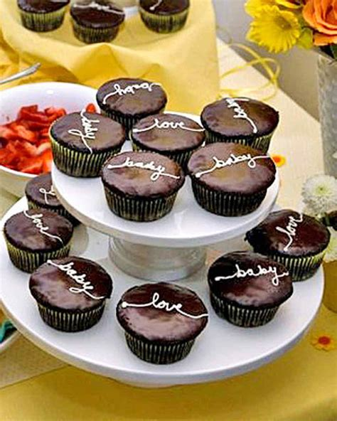 Cupcake Ideas For Baby Shower by Your Best Cupcakes For Baby Showers Martha Stewart