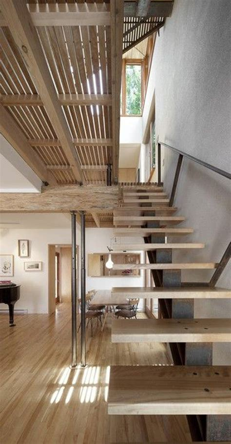 Minimalist Stairs Design 20 Modern And Minimalist Staircase Designs Home Design And Interior