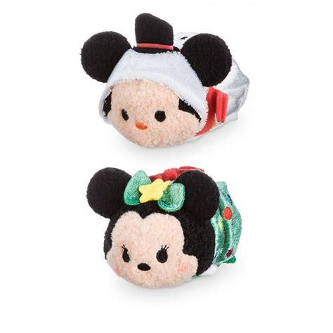 Iring Tsum Tsum Mickey Minnie mickey and minnie mouse tsum tsum set