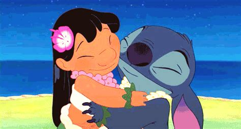 lilo and stitch hug gif find share on giphy lilo and stitch hug gif find share on giphy