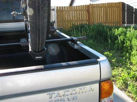 diy truck bed bike rack show your diy truck bed bike racks mtbr com